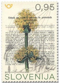 n° 1177 - Timbre SLOVENIE Poste