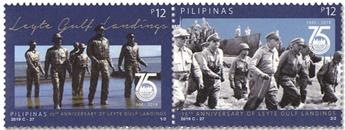 n° 4283/4284 - Timbre PHILIPPINES Poste