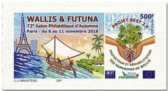 n° 900A - Timbre WALLIS & FUTUNA Poste