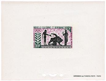 n°76 - Timbre NOUVELLE CALEDONIE Poste Aérienne