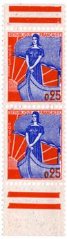 n°1234a** - Timbre FRANCE Poste