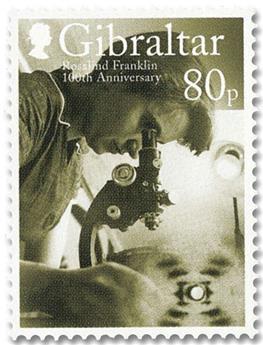 n° 1957/1959 - Timbre GIBRALTAR Poste