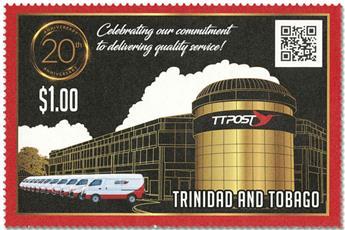 n° 1090 - Timbre TRINITE  Poste
