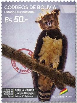 n° 1632 - Timbre BOLIVIE Poste