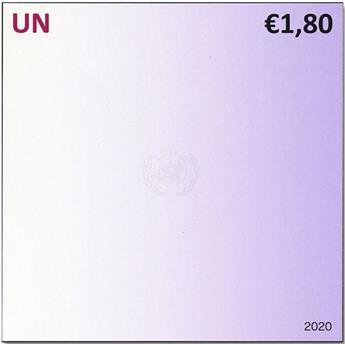 n° 1057 - Timbre ONU VIENNE Poste