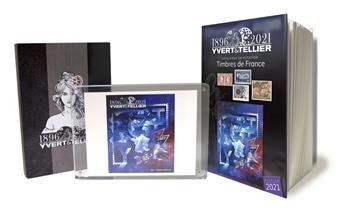 Caja especial 125 años - YVERT & TELLIER