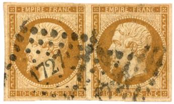 n°13A obl. TB - Timbre FRANCE Poste