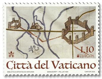 n° 1848/1849 - Timbre VATICAN Poste