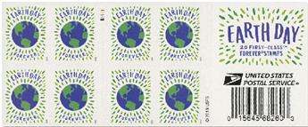 n° C5306 - Timbre ETATS-UNIS D´AMERIQUE Carnets