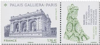 n° 5457 - Timbre FRANCE Poste