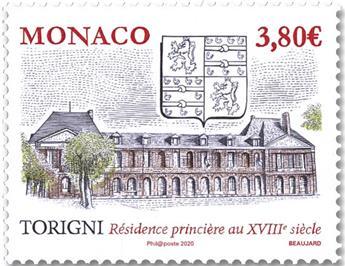 n° 3243 - Timbre Monaco Poste