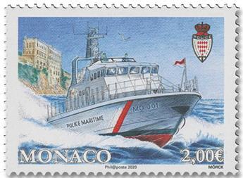n° 3253 - Timbre Monaco Poste