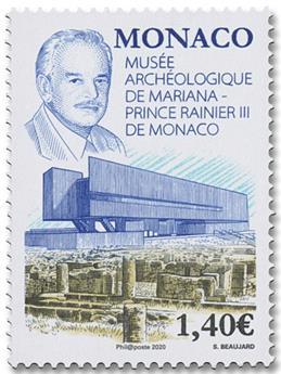 n° 3258 - Timbre Monaco Poste