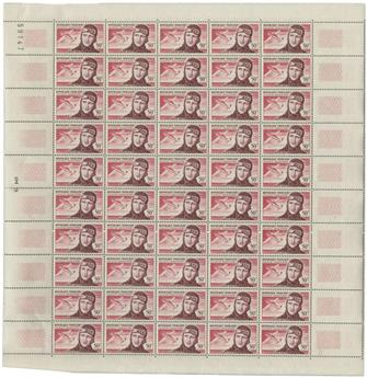 nr. 34 -  Stamp France Air Mail