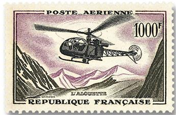 nr. 37 -  Stamp France Air Mail