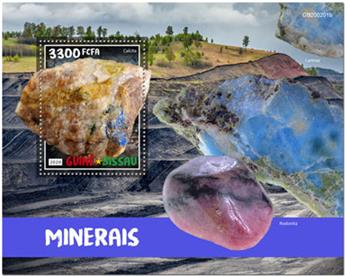 n° 1630 - Timbre GUINEE-BISSAU Blocs et feuillets