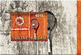n° 1665 - Timbre GUINEE-BISSAU Blocs et feuillets