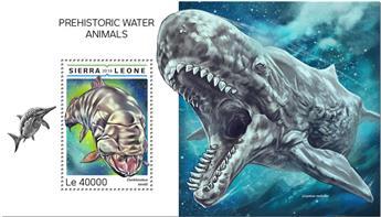 n° 1487 - Timbre SIERRA LEONE Blocs et feuillets