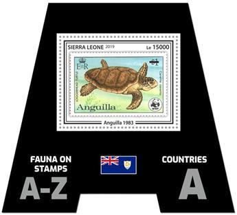 n° 1652 - Timbre SIERRA LEONE Blocs et feuillets