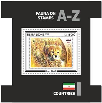 n° 1814 - Timbre SIERRA LEONE Blocs et feuillets