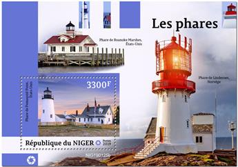 n° 1005 - Timbre NIGER Blocs et feuillets