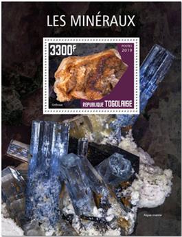 n° 1796 - Timbre TOGO Blocs et feuillets