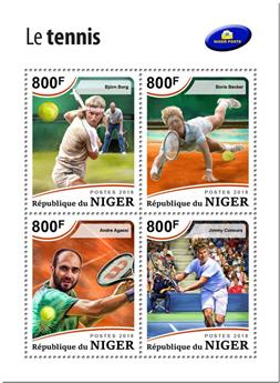 n° 4902/4905 - Timbre NIGER Poste
