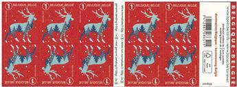 n° C4962 - Timbre BELGIQUE Carnets