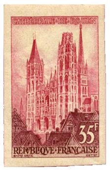 n°1129** ND - Timbre FRANCE Poste