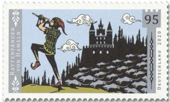 n° 3356 - Timbre ALLEMAGNE FEDERALE Poste