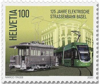 n° 2602 - Timbre SUISSE Poste