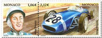 n° 3272/3273 - Timbre MONACO Poste