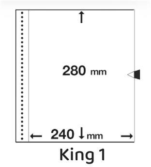 Recharges KING 1 (PAR 6) - MARINI®
