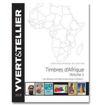 Africa - Volumen 1 - 2018