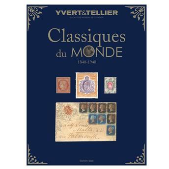 CLASSIQUES DU MONDE : 1840-1940 (Édition 2020)
