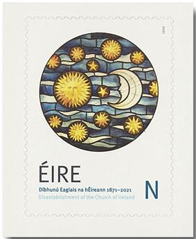n° 2364 - Timbre IRLANDE Poste