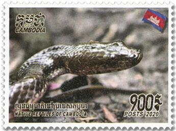 n° 2236/2241 - Timbre CAMBODGE Poste