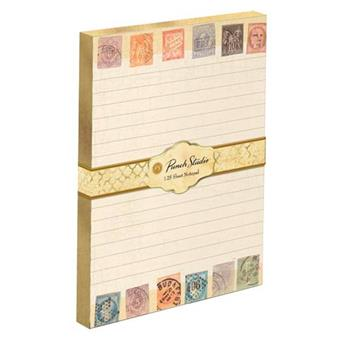 Bloc notes Stamps