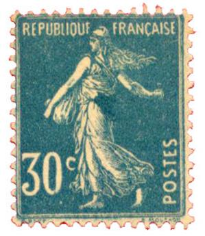 n°192** - Timbre FRANCE Poste