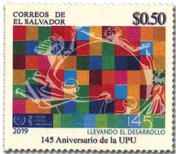 n° 1947/1948 - Timbre SALVADOR Poste