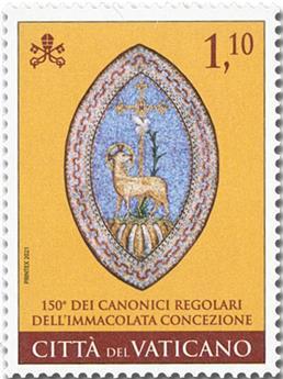n° 1874 - Timbre VATICAN Poste