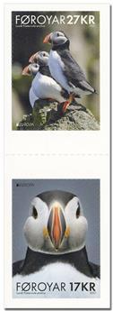 n° 1010 (x2) + n° 1011 - Timbre ILE FEROE Poste