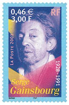 n° 3393 -  Selo França Correios