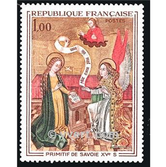 n° 1640 -  Selo França Correios