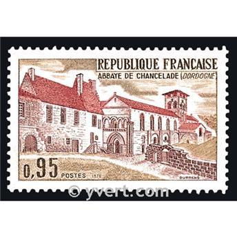 n° 1645 -  Timbre France Poste