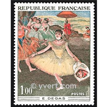 n° 1653 -  Selo França Correios