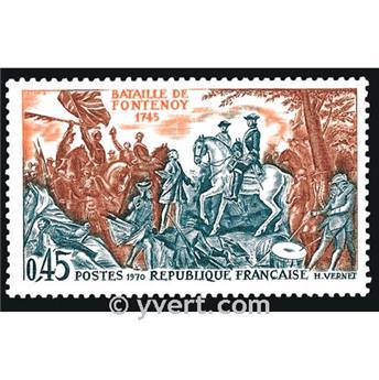 n.o 1657 -  Sello Francia Correos