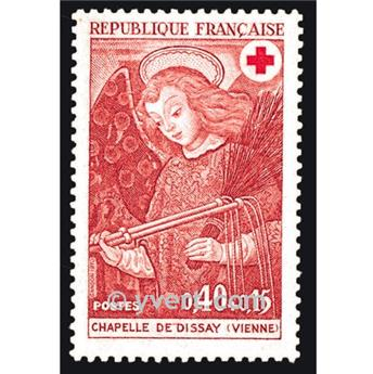 n° 1662 -  Timbre France Poste