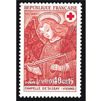n.o 1662 -  Sello Francia Correos