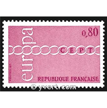n° 1677 -  Timbre France Poste